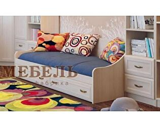 Детская кровать SV-мебель Вега ДМ-09 (800 х 1860)
