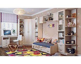 Модульная детская SV-мебель Вега, композиция 2