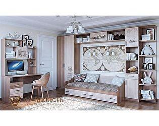 Модульная детская SV-мебель Город, композиция 1