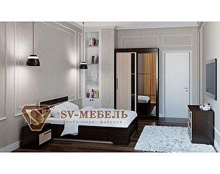 Модульная спальня SV-мебель Эдем-2, композиция 2