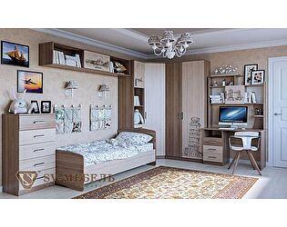 Модульная детская SV-мебель Город, композиция 2