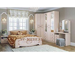 Модульная спальня SV-мебель Королла, композиция 2