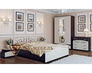 Модульная спальня SV-мебель Эдем-4