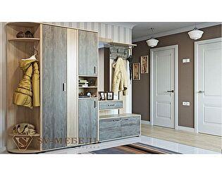 Купить прихожую SV-мебель Визит-1, композиция 1