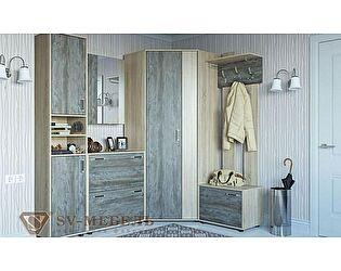 Купить прихожую SV-мебель Визит-1, композиция 2