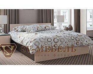 Двуспальная кровать SV-мебель Эдем-5 (1600 х 2000)