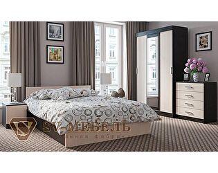 Модульная спальня SV-мебель Эдем-5