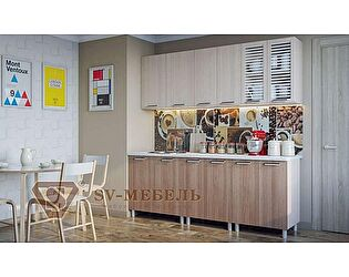 Купить кухню SV-мебель Карамель