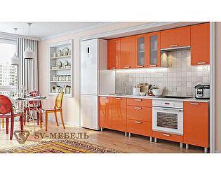 Купить кухню SV-мебель Модерн, оранж