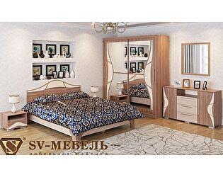 Модульная спальня SV-мебель Лагуна-5