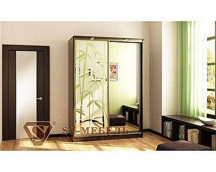 Шкаф-купе SV-мебель Бамбук