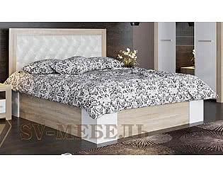 Кровать SV-мебель Лагуна-6 160х200 двойная (универсальная)