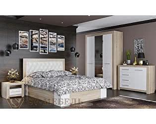 Купить спальню SV-мебель Лагуна-6