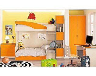 Модульная детская SV-мебель Бэмби-4