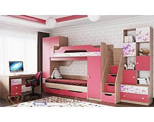 Купить детскую SV-мебель Сити 1, композиция 2
