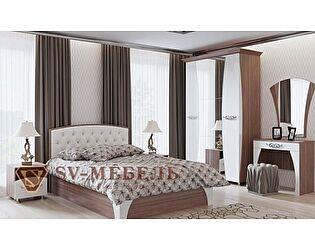 Модульная спальня SV-мебель Лагуна-7 композиция 1