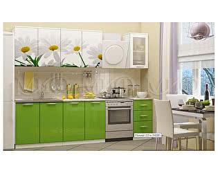 Кухня Миф Ромашки-2 2000 с фотопечатью