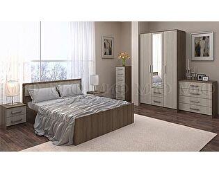 Модульная спальня Миф Фиеста ЛДСП композиция 2