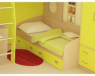 Нижняя кровать РМК Тандем 2