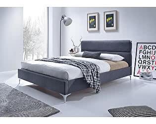 Купить кровать M-City SWEET ELEVEN 160х200 Fabric Medium Grey
