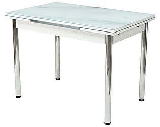 Купить стол M-City 4001 WHITE MARBLE