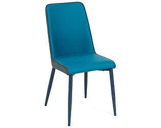 Купить стул M-City SOFT голубой / серый