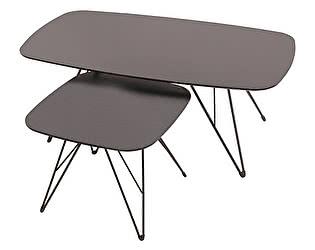 Купить стол M-City WOOD83 No.4 дуб серо-коричневый винтажный