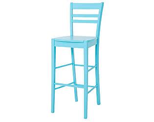 Купить стул M-City барный C-951 голубой