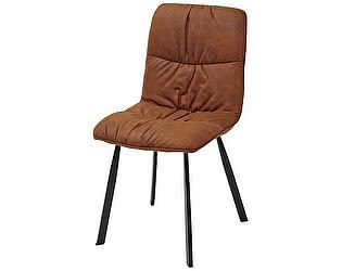 Купить стул M-City BUFFALO коричнево-рыжий винтажный, микрофибра PK-02