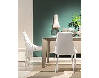 Купить стул M-City CLARA 40.11 (TR505 white with sand cordonet, экокожа)