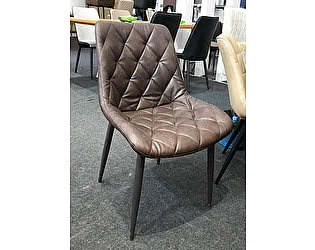 Купить стул M-City GREG Vintage Brown винтаж коричневый, ткань M-City