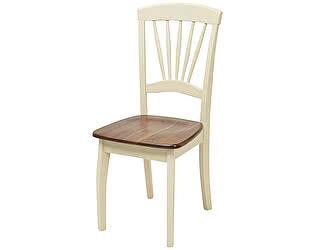 Купить стул M-City JIN D-2092D(W) CREAM+OAK