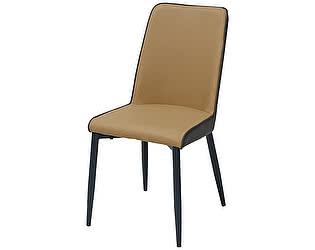 Купить стул M-City SOFT light brown 624/ grey 645 светло-коричневый/серый