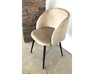 Купить кресло M-City YOKI серо-коричневый, велюр G062-12