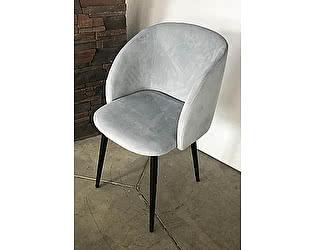 Купить кресло M-City YOKI жемчужно-серый, велюр G062-42