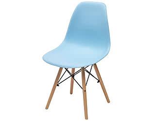 Купить стул M-City NUDE голубой
