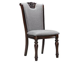 Купить стул M-City AC QUINTON AC4042SC RUSTIC CHERRY / ткань M802
