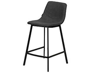 Купить стул M-City Барный стул HAMILTON RU-08 PU антрацит М-City