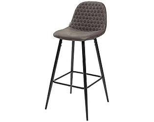 Купить стул M-City Барный стул LION BAR PK-04 темно-серый, ткань микрофибра М-City