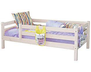 Кровать МебельГрад Соняс с задней защитой и по периметру,  вариант 3