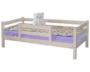 Кровать МебельГрад Соня с задней защитой и по центру, вариант 4