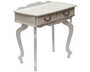 Купить стол Мебелик Консоль Берже 21 белый ясень