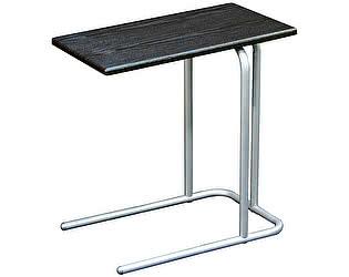 Стол журнальный Мебелик Дуэт 12 тёмно-коричневый