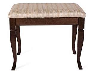 Банкетка Мебелик Венеция 2 темно-коричневый