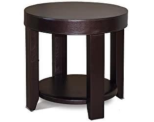 Стол журнальный Мебелик Сакура 1 эко-кожа венге