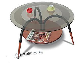 Стол журнальный Мебелик Дуэт 1
