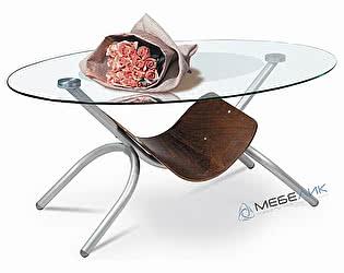 Стол журнальный Мебелик Дуэт 2