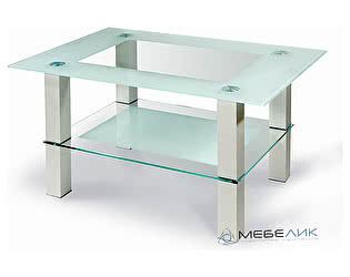 Стол журнальный Мебелик Кристалл-2