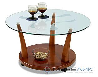 Стол журнальный Мебелик Квартет 4М