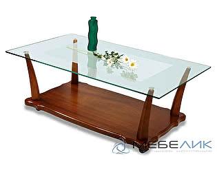 Стол журнальный Мебелик Квартет 6М